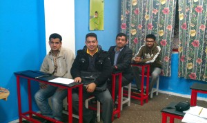 Home Electrical Wiring Course, Jordan 2013